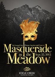 Masquerade in the Meadow LOGO